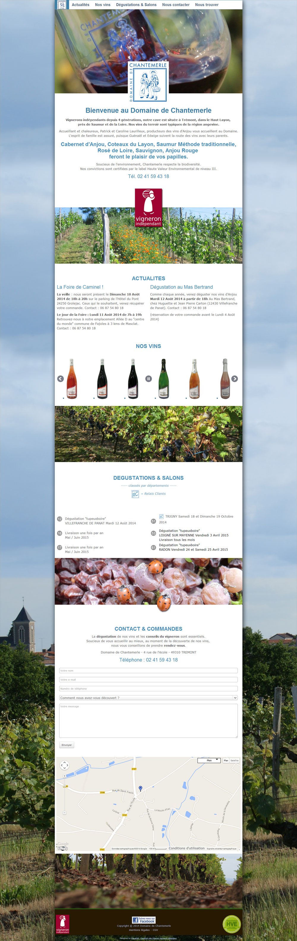 domaine-de-chantemerle-one-page